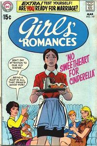 Cover Thumbnail for Girls' Romances (DC, 1950 series) #147