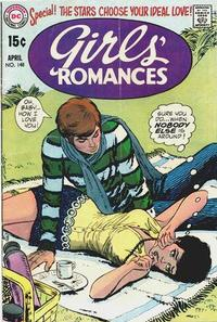 Cover Thumbnail for Girls' Romances (DC, 1950 series) #148