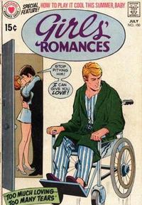 Cover Thumbnail for Girls' Romances (DC, 1950 series) #150