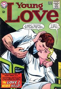 Cover Thumbnail for Young Love (DC, 1963 series) #50