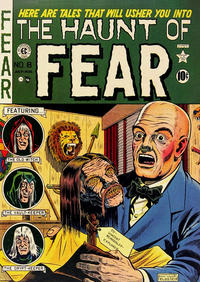Cover Thumbnail for Haunt of Fear (EC, 1950 series) #8