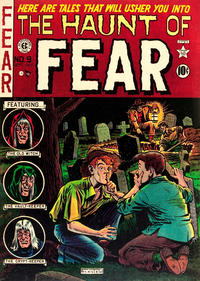 Cover Thumbnail for Haunt of Fear (EC, 1950 series) #9