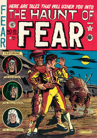 Cover Thumbnail for Haunt of Fear (EC, 1950 series) #10