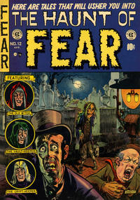 Cover Thumbnail for Haunt of Fear (EC, 1950 series) #12