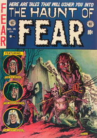 Cover Thumbnail for Haunt of Fear (EC, 1950 series) #14