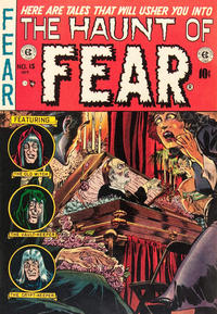 Cover Thumbnail for Haunt of Fear (EC, 1950 series) #15