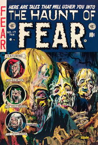 Cover Thumbnail for Haunt of Fear (EC, 1950 series) #17
