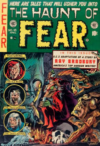 Cover Thumbnail for Haunt of Fear (EC, 1950 series) #18