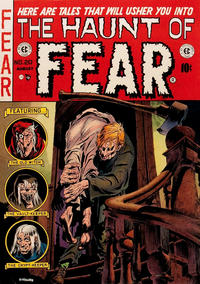Cover Thumbnail for Haunt of Fear (EC, 1950 series) #20