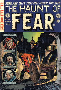 Cover Thumbnail for Haunt of Fear (EC, 1950 series) #21