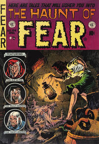 Cover Thumbnail for Haunt of Fear (EC, 1950 series) #24