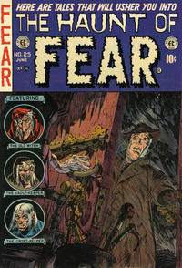 Cover Thumbnail for Haunt of Fear (EC, 1950 series) #25