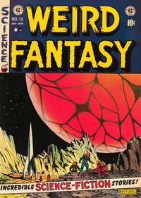 Cover Thumbnail for Weird Fantasy (EC, 1951 series) #13