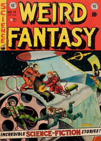 Cover Thumbnail for Weird Fantasy (EC, 1951 series) #14