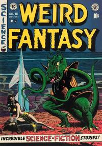 Cover Thumbnail for Weird Fantasy (EC, 1951 series) #15