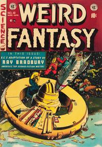 Cover Thumbnail for Weird Fantasy (EC, 1951 series) #18