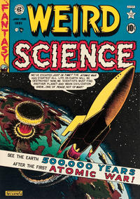 Cover Thumbnail for Weird Science (EC, 1951 series) #5