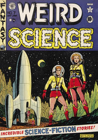 Cover Thumbnail for Weird Science (EC, 1951 series) #7
