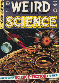 Cover Thumbnail for Weird Science (EC, 1951 series) #11
