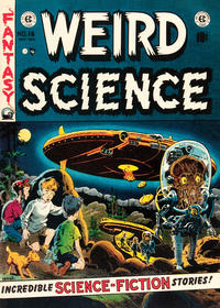 Cover Thumbnail for Weird Science (EC, 1951 series) #16