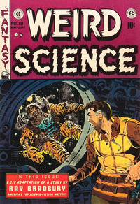 Cover Thumbnail for Weird Science (EC, 1951 series) #19