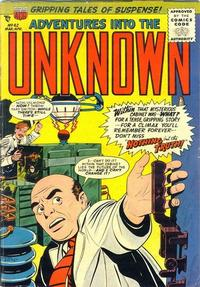 Cover Thumbnail for Adventures into the Unknown (American Comics Group, 1948 series) #62