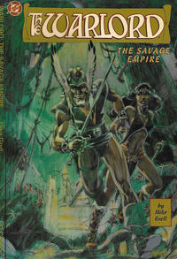 Cover Thumbnail for Warlord: The Savage Empire (DC, 1992 series)