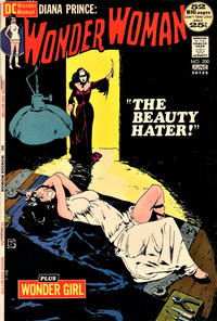Cover Thumbnail for Wonder Woman (DC, 1942 series) #200