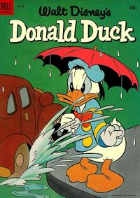 Cover Thumbnail for Donald Duck (Dell, 1952 series) #33