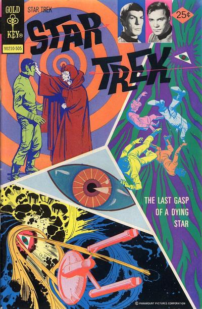 Cover for Star Trek (Western, 1967 series) #30