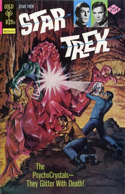Cover for Star Trek (Western, 1967 series) #34