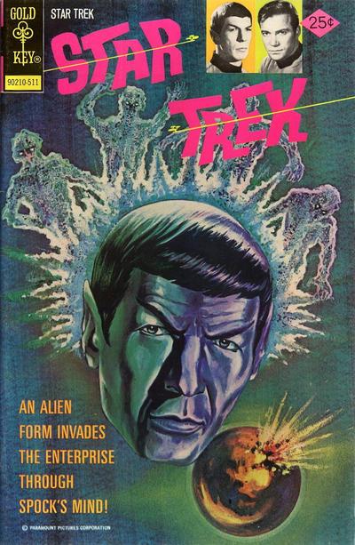 Cover for Star Trek (Western, 1967 series) #35