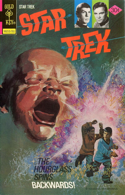 Cover for Star Trek (Western, 1967 series) #42
