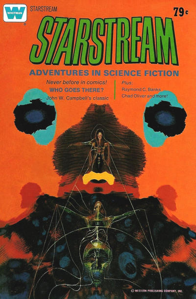 Cover for Starstream (Western, 1976 series) #1