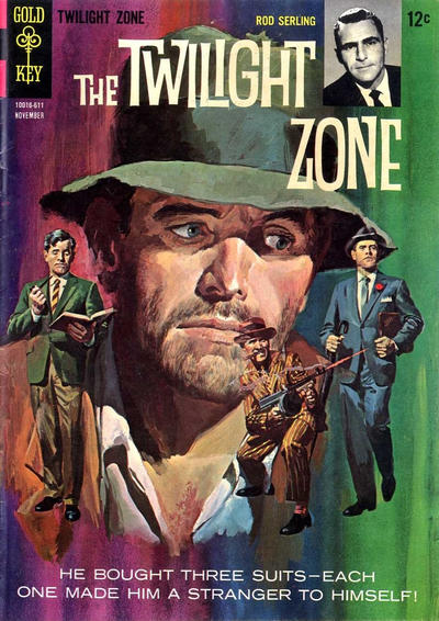 Cover for The Twilight Zone (Western, 1962 series) #18