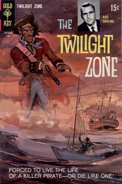 Cover for The Twilight Zone (Western, 1962 series) #29