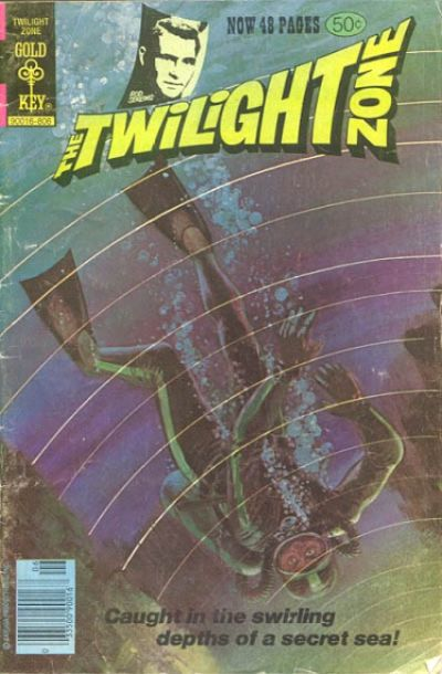Cover for The Twilight Zone (Western, 1962 series) #84