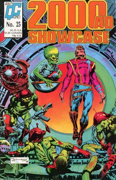 Cover for 2000 A. D. Showcase (Fleetway/Quality, 1988 series) #25 [US]