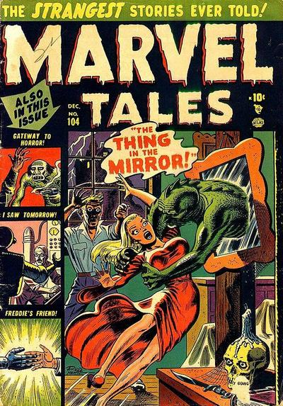 Cover for Marvel Tales (Marvel, 1949 series) #104