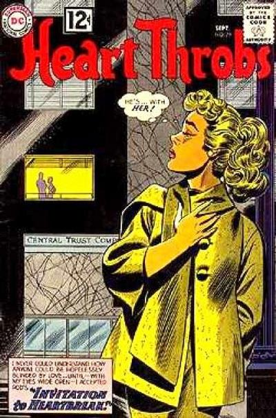 Cover for Heart Throbs (DC, 1957 series) #79