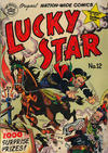Cover for Lucky Star [SanTone] (Nation-Wide Publishing, 1950 series) #12