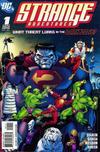 Cover for Strange Adventures (DC, 2009 series) #1