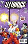Cover for Strange Adventures (DC, 2009 series) #2
