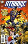Cover for Strange Adventures (DC, 2009 series) #4