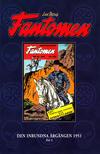 Cover for Lee Falk's Fantomen: Den inbundna årgången (Egmont, 2002 series) #2/1951