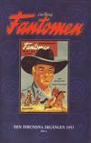 Cover for Lee Falk's Fantomen: Den inbundna årgången (Egmont, 2002 series) #3/1951