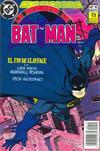 Cover for Clásicos DC (Zinco, 1990 series) #10