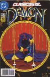 Cover for Clásicos DC (Zinco, 1990 series) #25