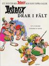 Cover for Asterix (Egmont, 1996 series) #6 - Asterix drar i fält