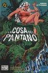 Cover for La Cosa del pantano (Zinco, 1988 series) #3